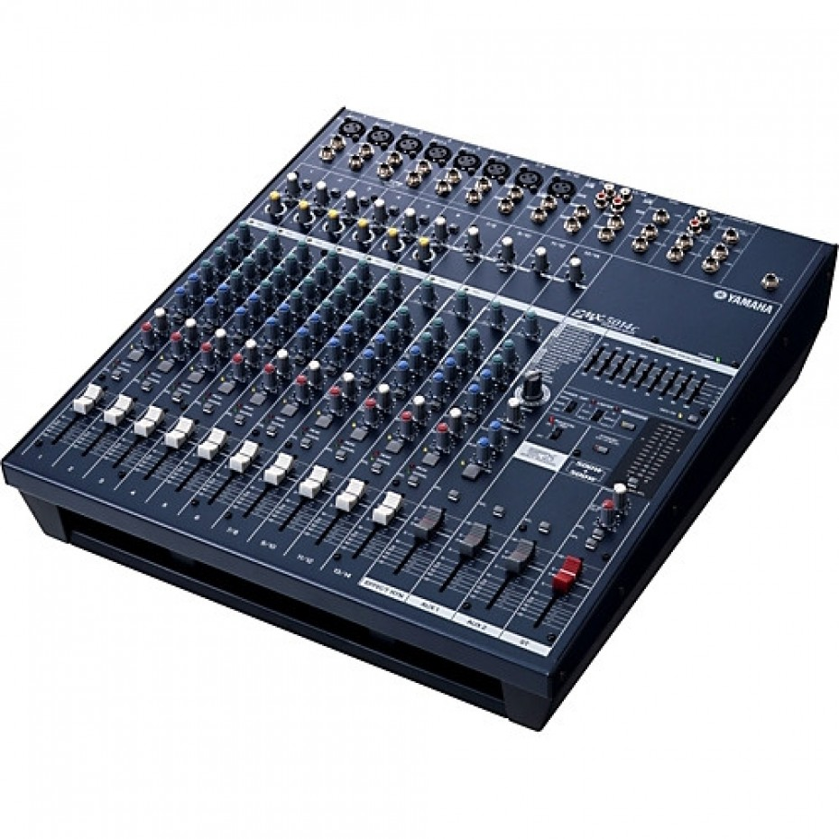 Yamaha EMX5014C 14 Channel Powered Mixer