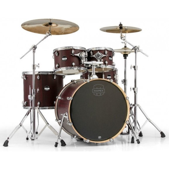 *Kit does not include cymbals/hardware.