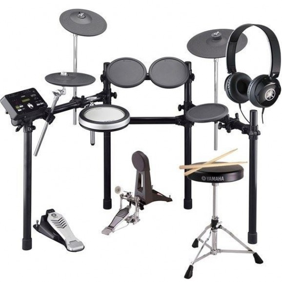 Yamaha DTX522PLUS Electronic Drum Kit Package