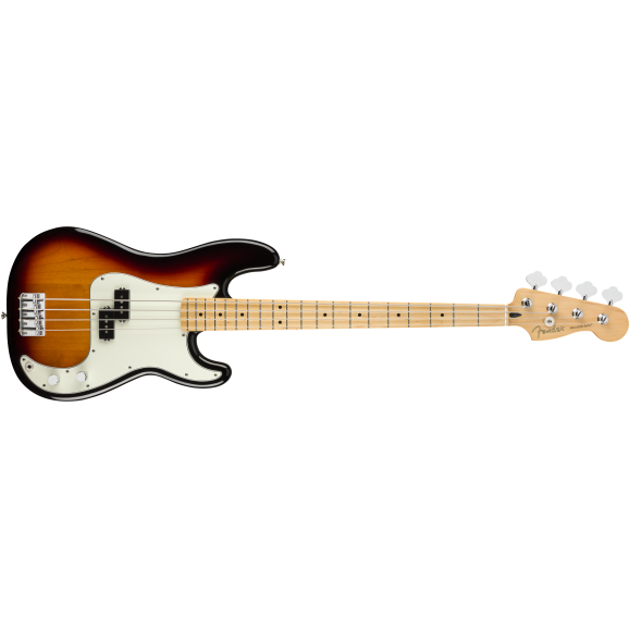 Fender Player Series Precision Bass - 3 Tone Sunburst