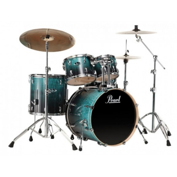Pearl Export EXX Fusion Plus Kit w/ 830 Hardware - Emerald Eucalyptus