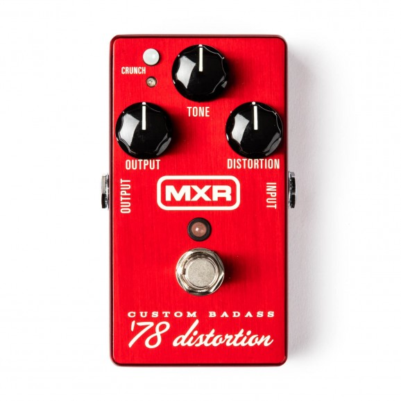 MXR Custom Badass '78 Distortion (Limited Edition)