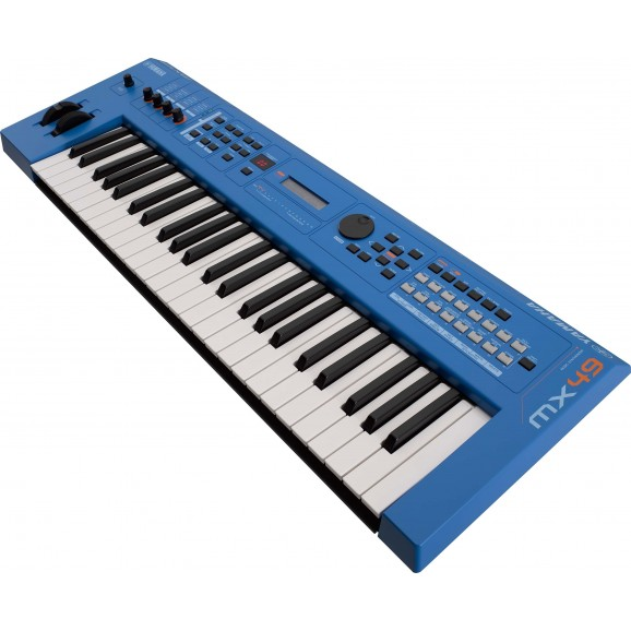 YAMAHA MX49BU SYNTHESIZER