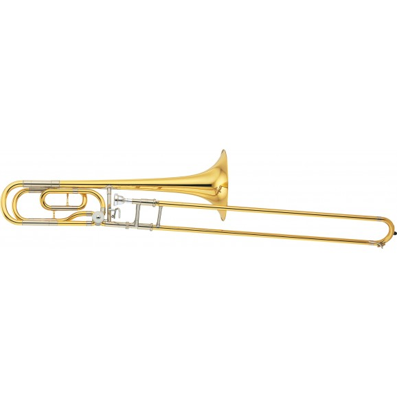 YAMAHA YSL640 Bb/F medium large bore trombone