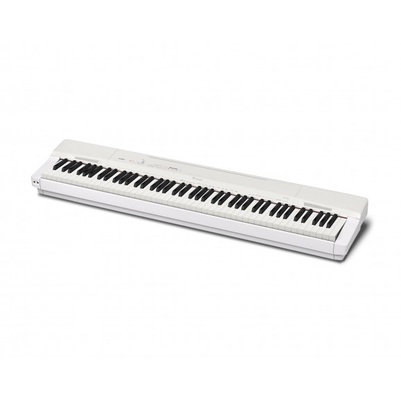 Casio Privia PX160WE Digital Piano - White