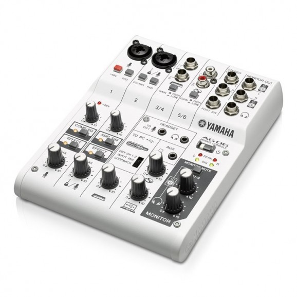 Yamaha AG06 Mixer/Interface