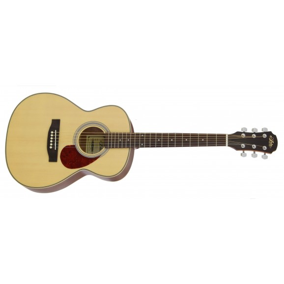 Aria Travel Guitar (Spruce Top, w/Bag)