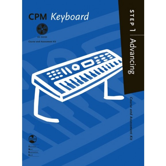 AMEB CPM Keyboard Advancing Step 1