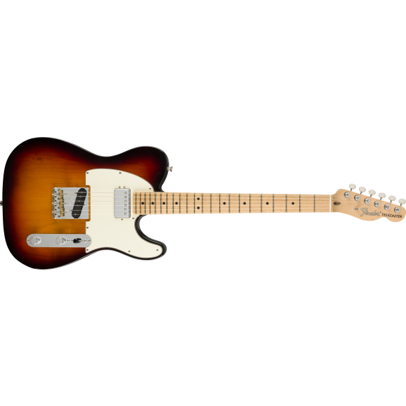 0115122300 American Performer Tele with Humbucking, Maple Fingerboard,