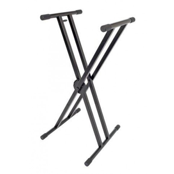 Xtreme KS166 Double Braced X Style Keyboard Stand Lever