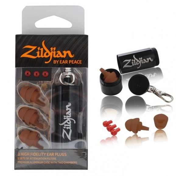Zildjian HD Earplugs - Light