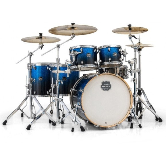 Mapex Armory Shell Pack Photon Blue