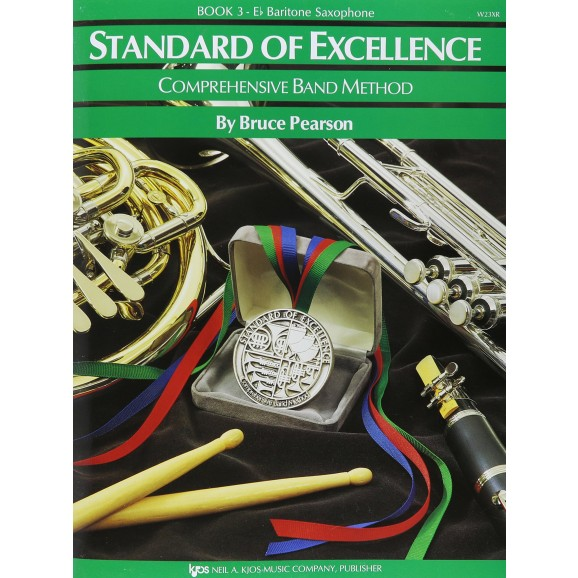 Standard of Excellence Baritone (bass clef) - Book 2