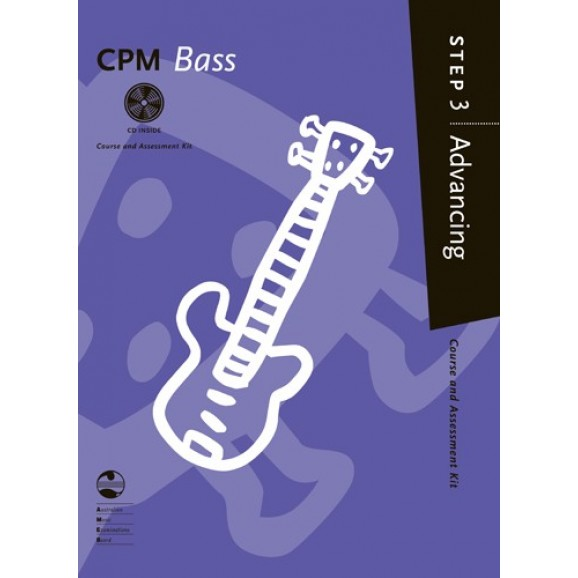 AMEB CPM Bass Advancing Step 3