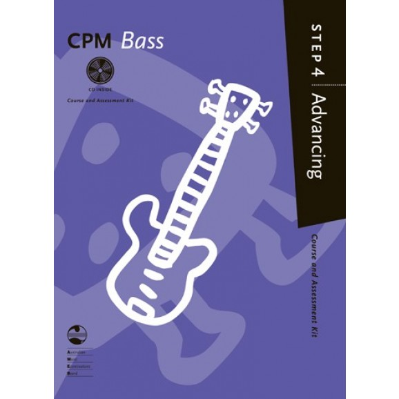 AMEB CPM Bass Advancing Step 4
