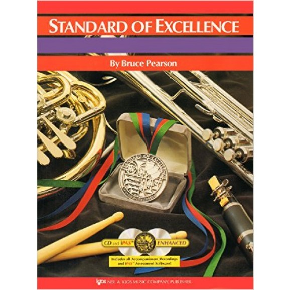 Standard of Excellence Baritone Sax - Book 1