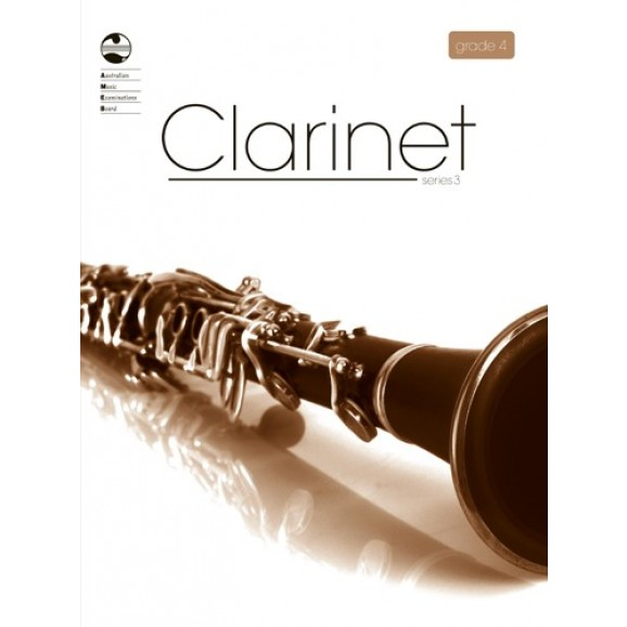 AMEB Clarinet Series 3 Grade Book - Fourth Grade