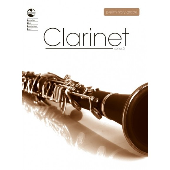 AMEB Clarinet Series 3 Grade Book - Preliminary