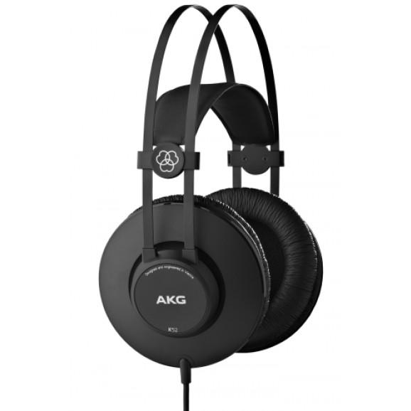 AKG K52 Closed Back Studio H/Phones