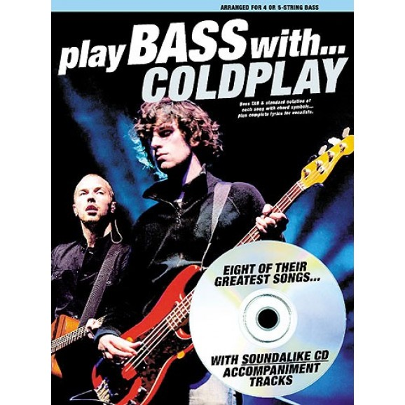 Play Bass With... Coldplay