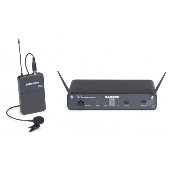 Samson Concert 88 Wireless Lapel Microphone System