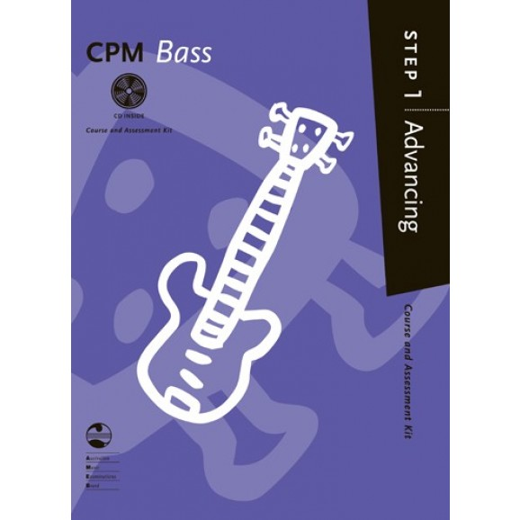 AMEB CPM Bass Advancing Step 1