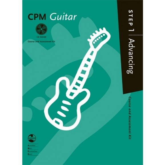 AMEB CPM Guitar Advancing Step 1