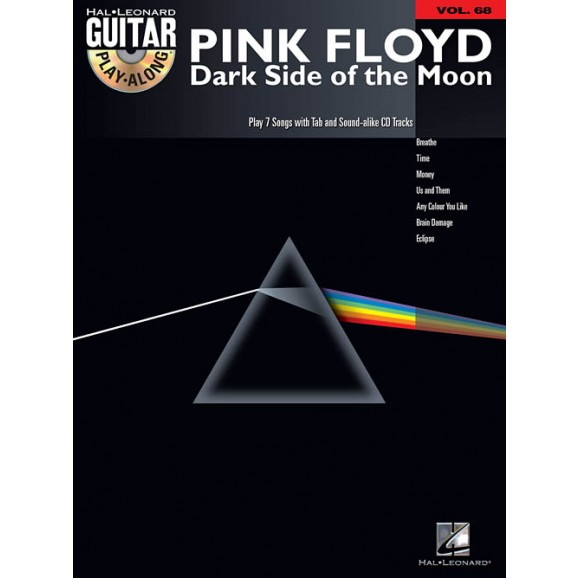Guitar Play-Along: Pink Floyd – Dark Side of the Moon