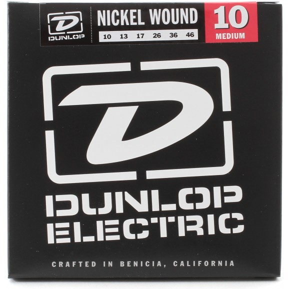 Dunlop Medium Electric Guitar Strings
