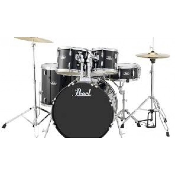 "Pearl Roadshow 22"" Jet Black"