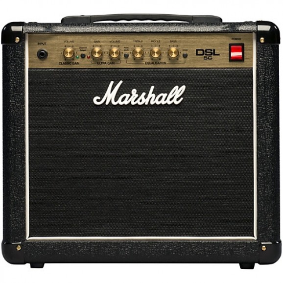 Marshall DSL5C 5W 2 Channel 1x 10 Combo