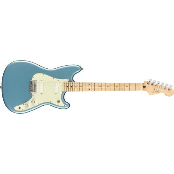 Fender Player Duo Sonic Maple Fingerboard (Tidepool)