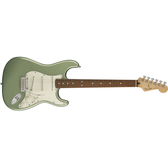 Fender Player Series Stratocaster - Sage Green Metallic, Pau Ferro Fingerboard