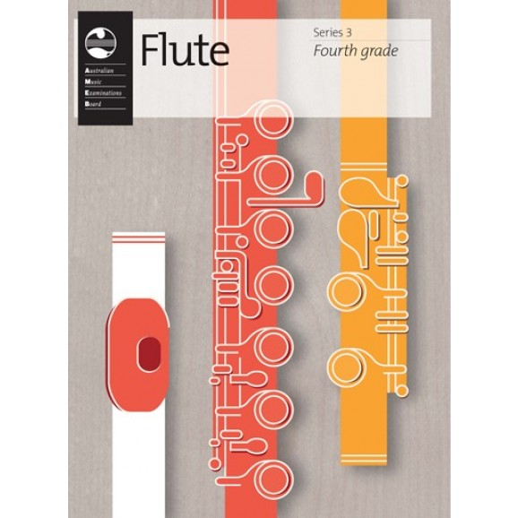 Flute Series 3 Grade Book: Fourth Grade