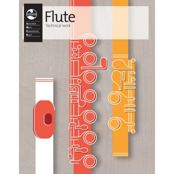 AMEB Flute Technical Work (2012)