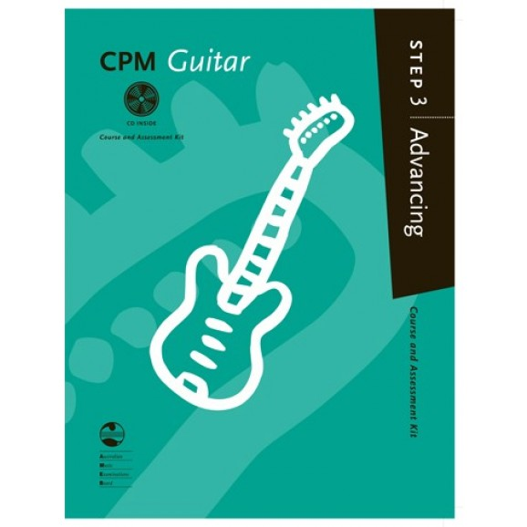 AMEB CPM Guitar Advancing Step 3
