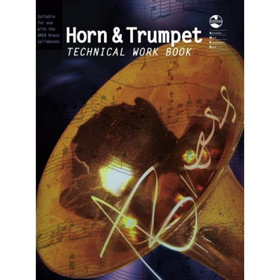 AMEB Horn & Trumpet Technical Work Book