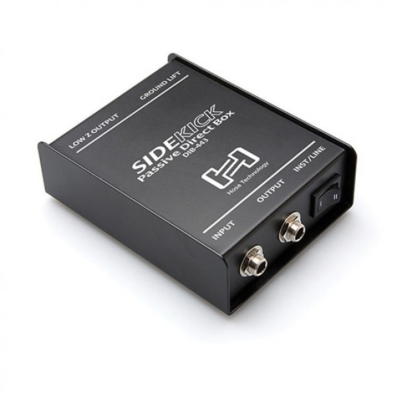 Hosa Technology Sidekick Passive DI Box