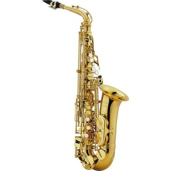 JUPITER JS767GL Intermediate Alto Sax with High F# key
