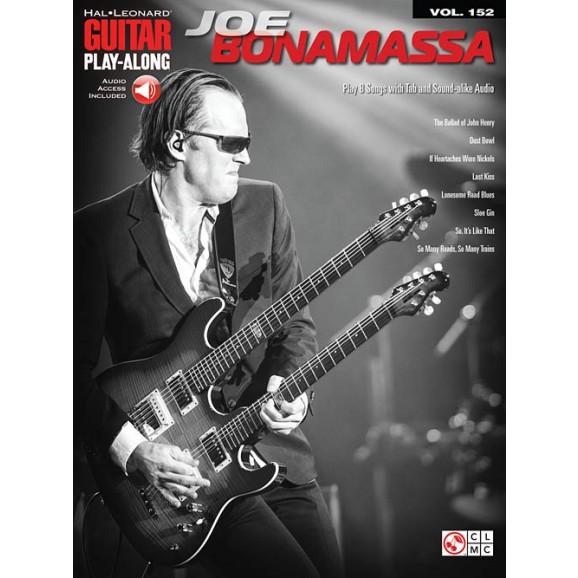 Guitar Play-Along: Joe Bonamassa