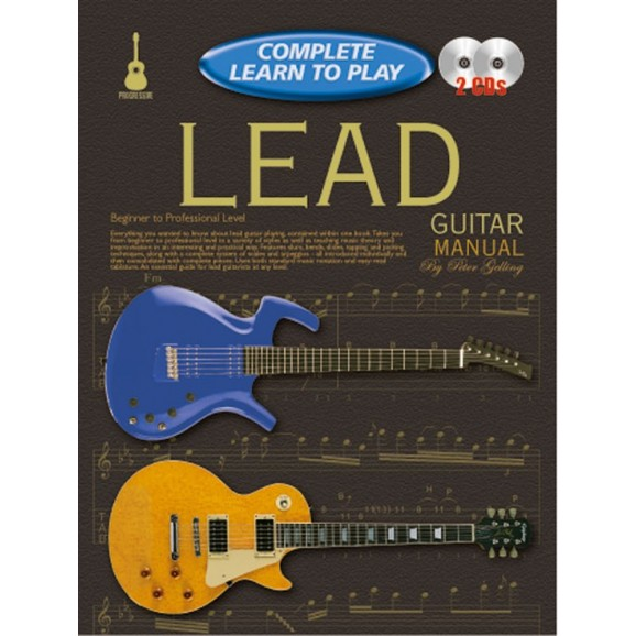 Complete Learn to Play: Lead Guitar