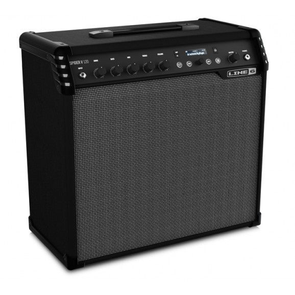 Line 6 Spider V 120R Guitar Amplifier