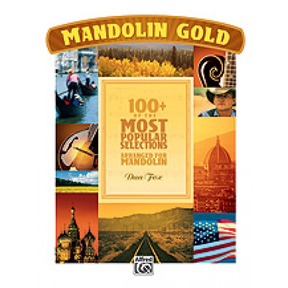 Mandolin Gold