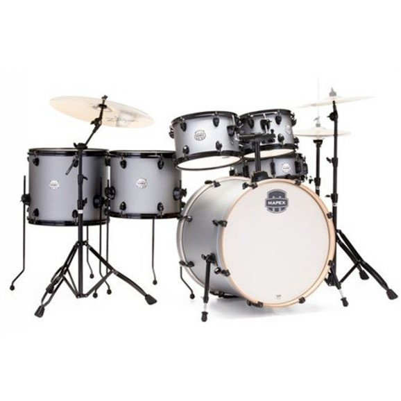 Mapex Storm Bundle Pack - Textured Grey