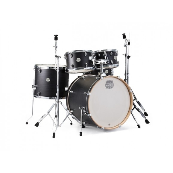 Mapex Storm Ebony Wood Grain Blue
