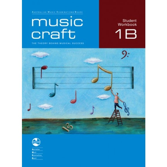 Music Craft Student Workbook - Grade 1 B