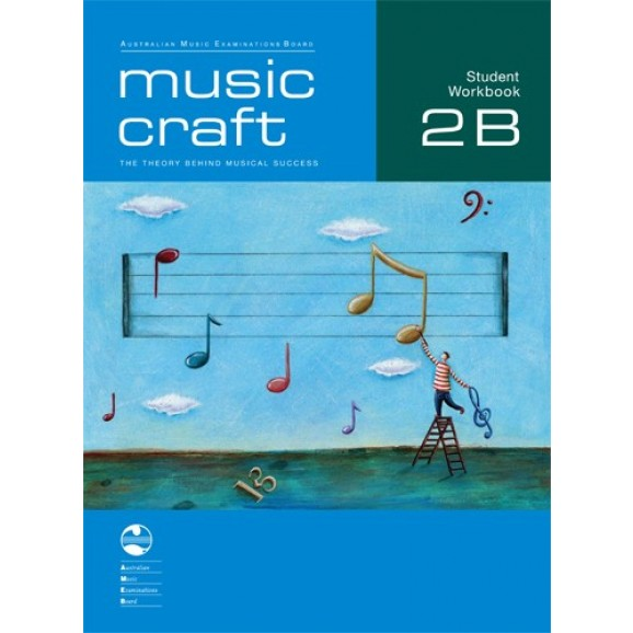 Music Craft Student Workbook - Grade 2 B