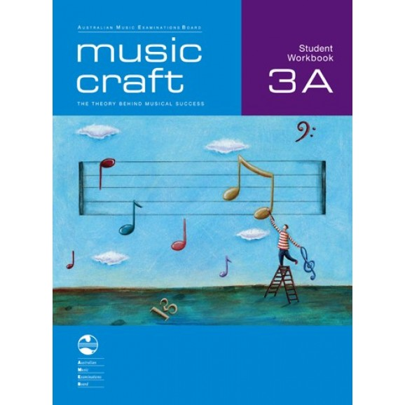 Music Craft Student Workbook - Grade 3 A