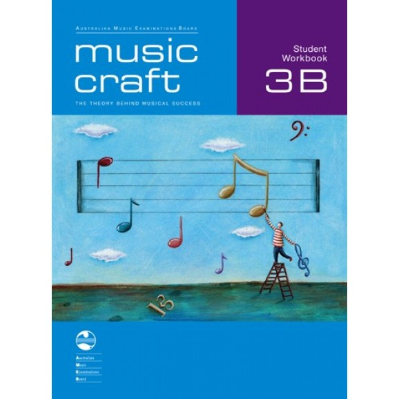 Music Craft Student Workbook - Grade 3 B