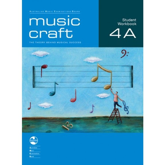 Music Craft Student Workbook - Grade 4 A